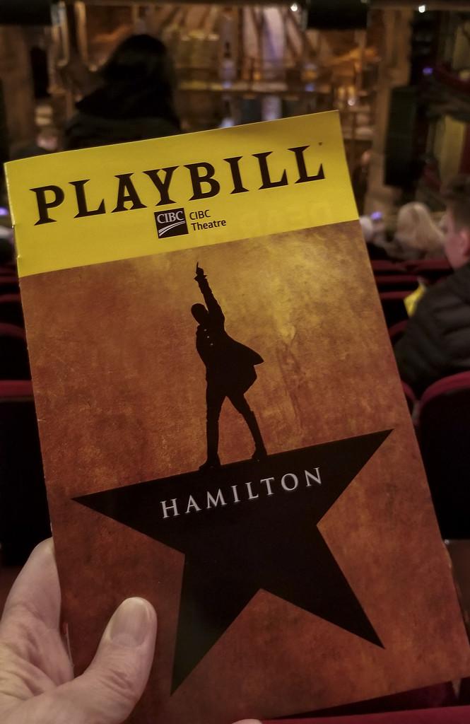 Hamilton, finally by houser934