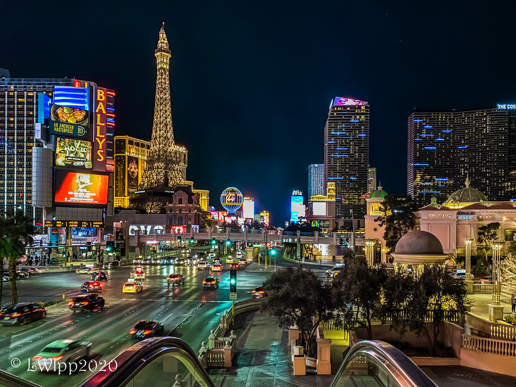 Vegas Nights by lesip