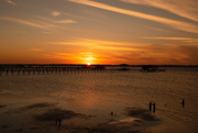 9th Feb 2020 - Sunset at Low Tide!