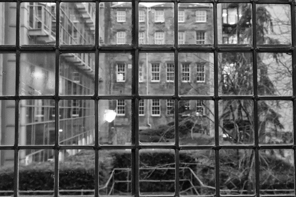 Fun with Architecture - Through the window by jamibann