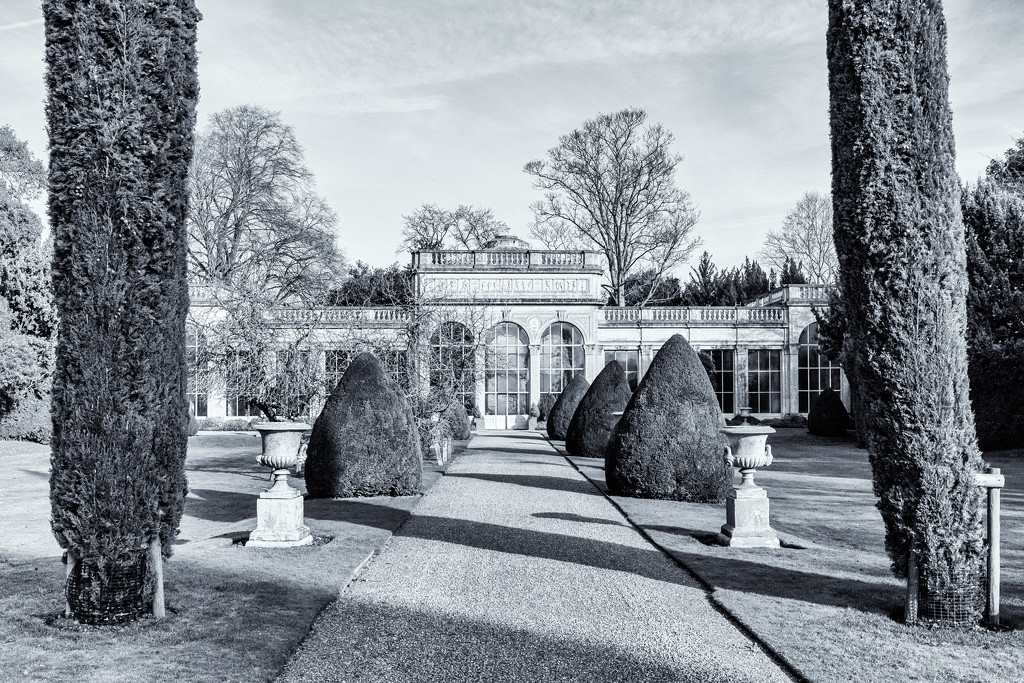 The Orangery by pamknowler