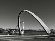 10th Feb 2020 - Elizabeth Quay Pedestrian Bridge P2020953