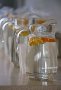 2nd Feb 2020 - Jugs of Orange Water