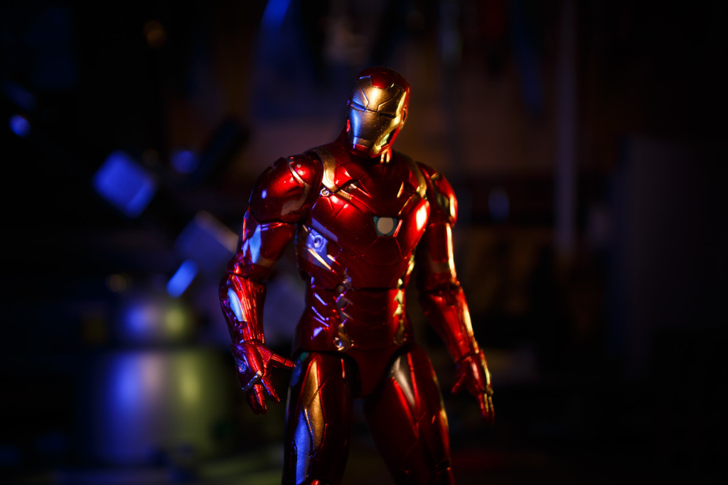 IronMan by batfish