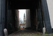 11th Feb 2020 - City alley view