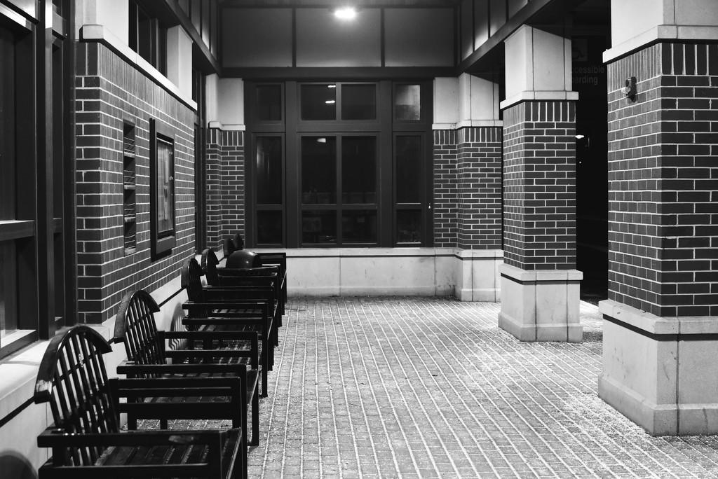 41. Empty Station by karasoo2