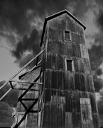 11th Feb 2020 - The Right of Way - Headframe in Cobalt