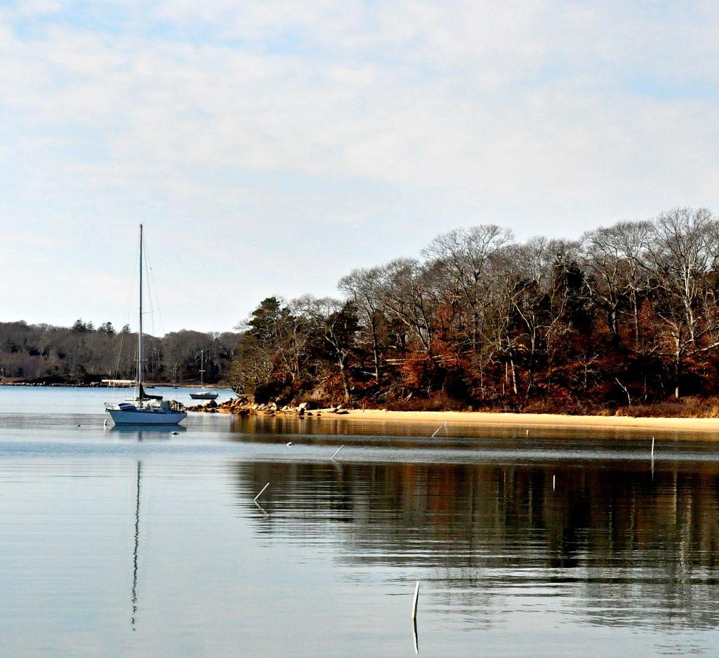 Quissett Harbor by sailingmusic