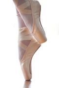 11th Feb 2020 - Pointe shoes