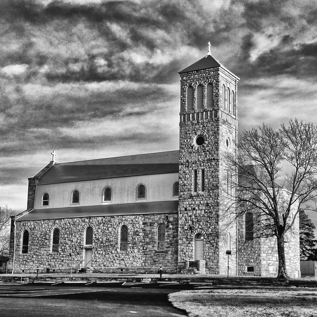 St. Mary's on the Mountain by milaniet