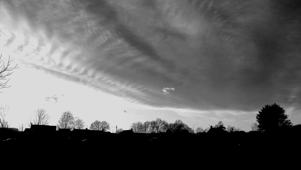Strange skies by ilovelenses