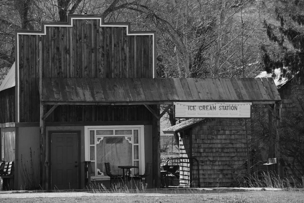 Was it ever open? by bjywamer