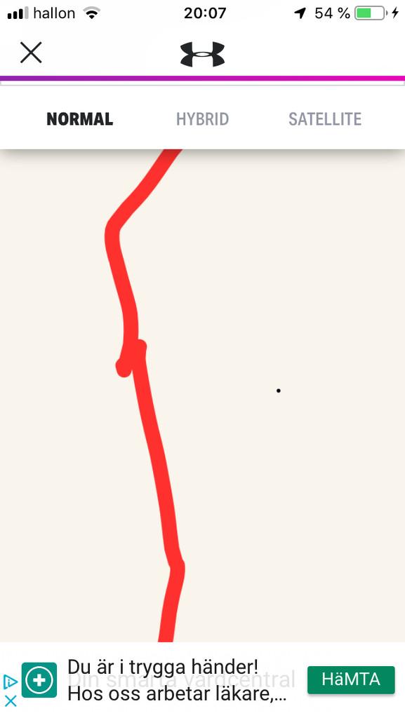 Map my walk by huvesaker