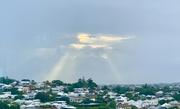 13th Feb 2020 - Sunlight through the clouds