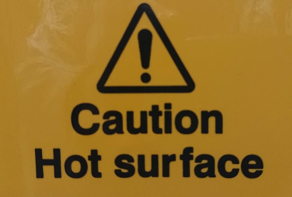 Caution  by peadar