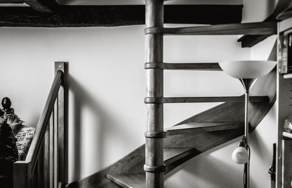 Man Made/Architecture: Spiral Staircase by vignouse