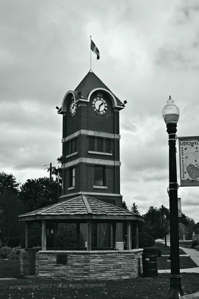 listowel clock tower by summerfield