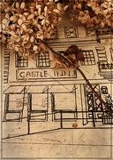 12th Feb 2020 - Castle Inn Sketch