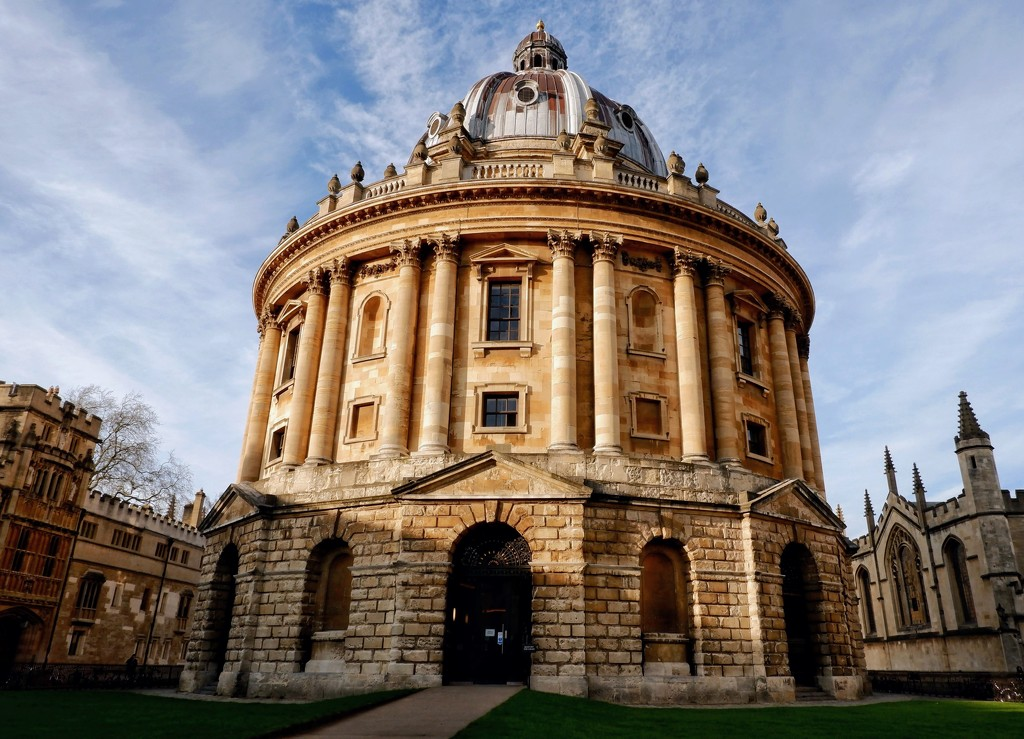 The Radcliffe Camera by 4rky