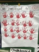 13th Feb 2020 - 100 days of kindergarten