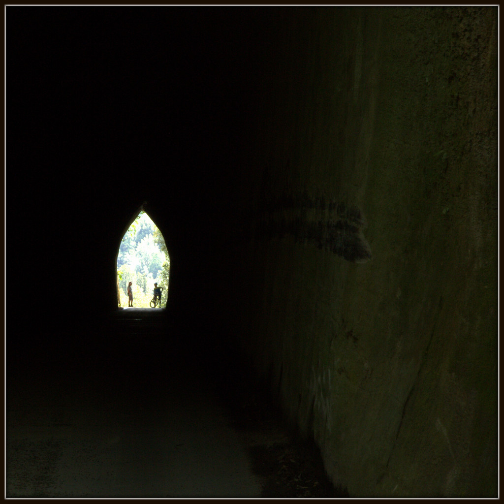 Light at the end of the tunnel by dide