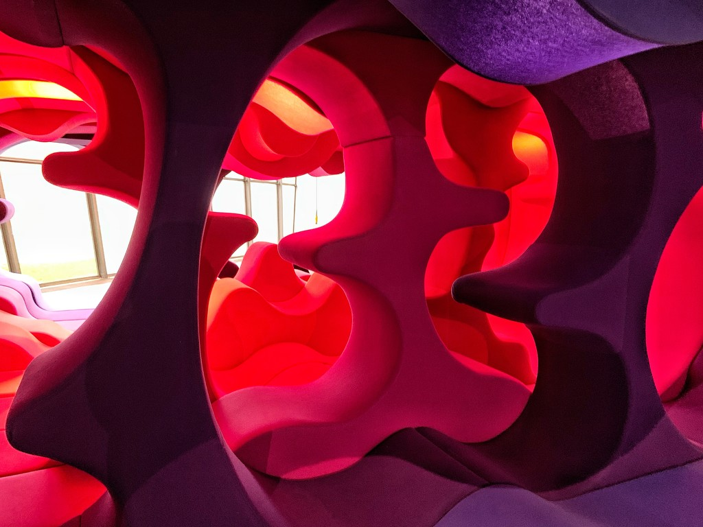 Verner Panton arabesques  by cocobella