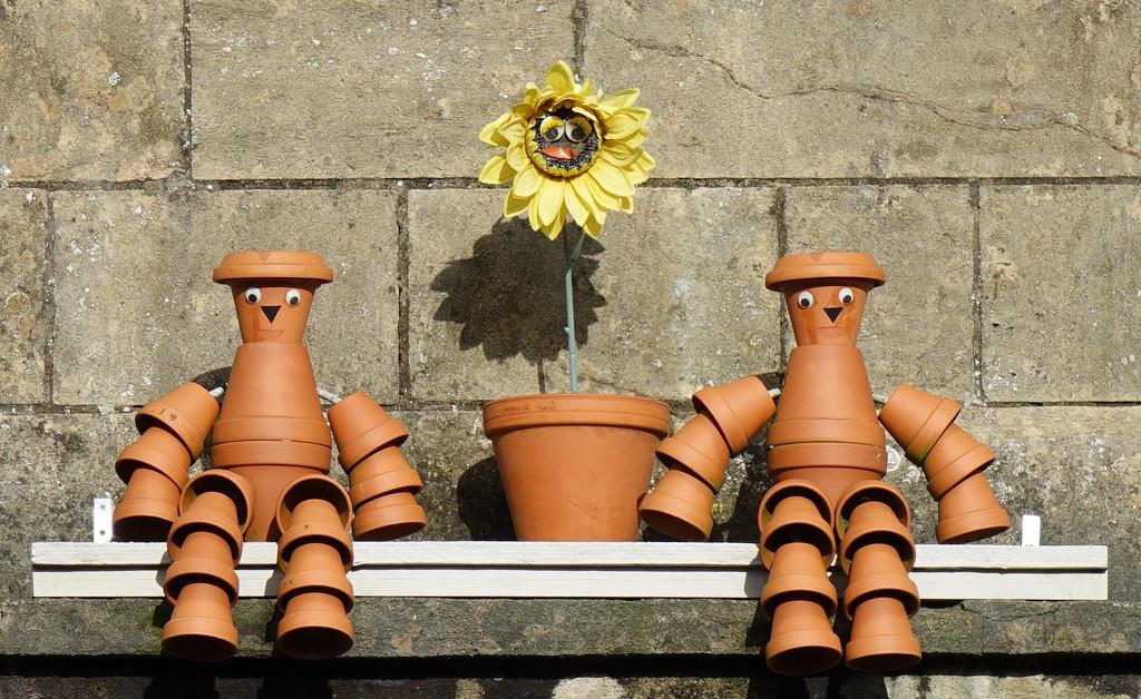 Flowerpot Men by neiljforsyth