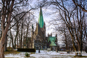 13th Feb 2020 - Nidaros Cathedral