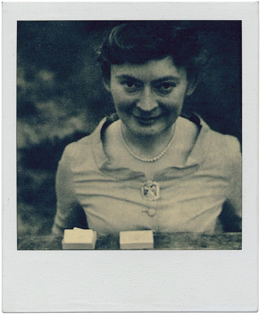 Mum 1954  by helenhall