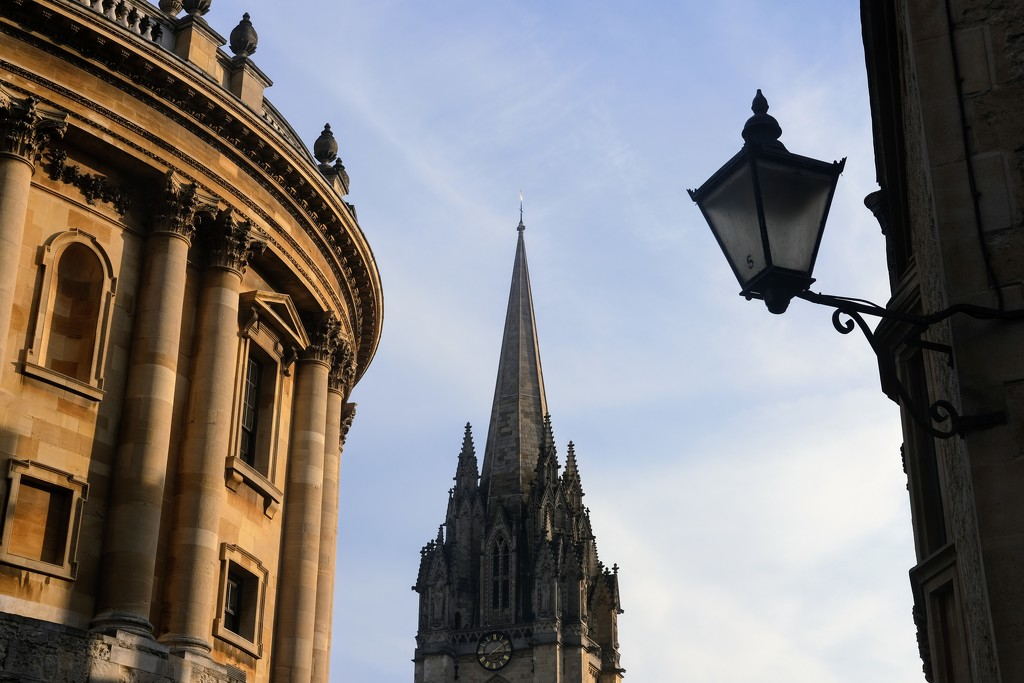 Radcliffe Square  by 4rky