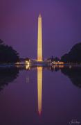 13th Feb 2020 - Washington Monument Twilight