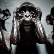 13th Feb 2020 - Hear no evil