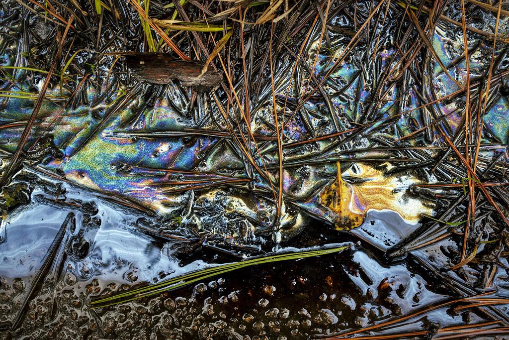 Toxic Spill by kvphoto