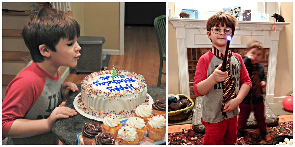 Elliott Is Six! by ddw