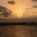 Sunset Back at My Normal Pier! by rickster549
