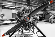 14th Feb 2020 - FOR2020 14 Radial engine