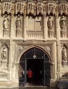 14th Feb 2020 - Canterbury Cathedral Entrance