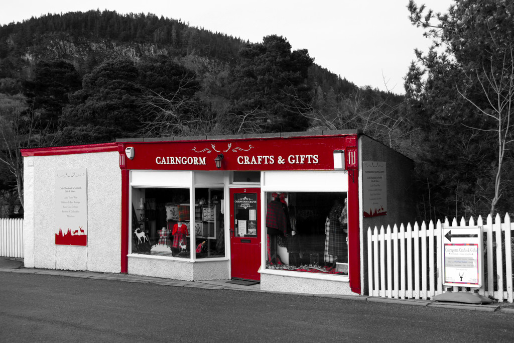 Fun with Architecture - Cairngorm Crafts & Gifts by jamibann