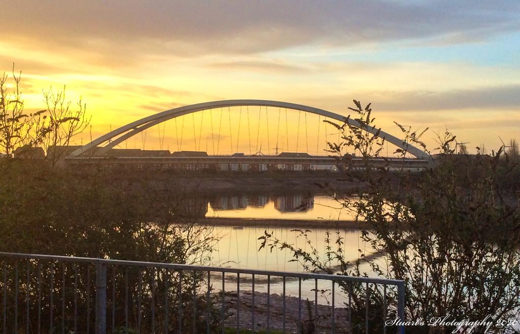 City Bridge  by stuart46