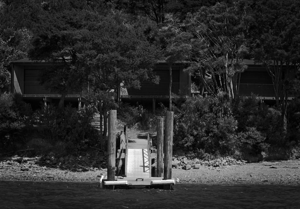 Beach house by kiwinanna