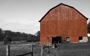14th Feb 2020 - Red barn