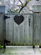 14th Feb 2020 - Heart Gate