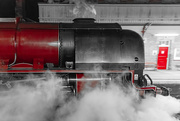 14th Feb 2020 - Red Engine Red Door