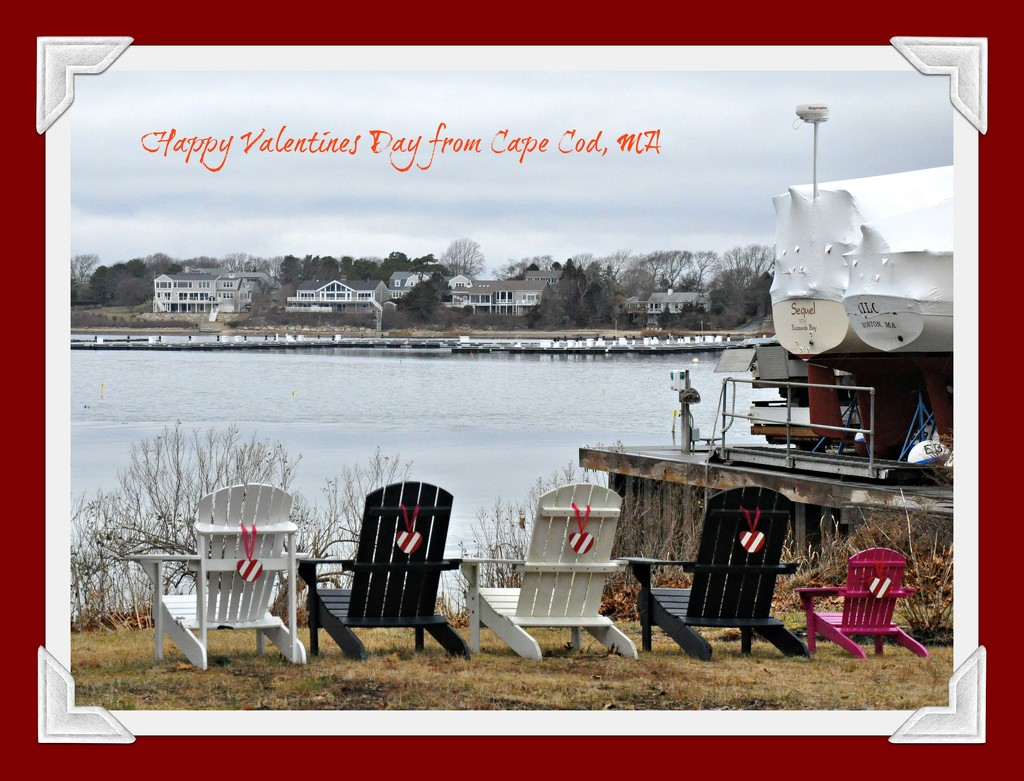 Happy Valentines Day from Cape Cod by sailingmusic