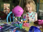 14th Feb 2020 - Building a LEGO balloon