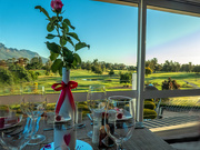 15th Feb 2020 - Valentine's dinner at our Golf club.