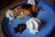 15th Feb 2020 - spiced berries and lemon meringue eclair
