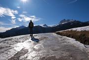 15th Feb 2020 - Admiring the mountains