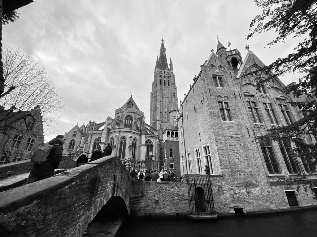 A wonderful day in Brugge by bizziebeeme