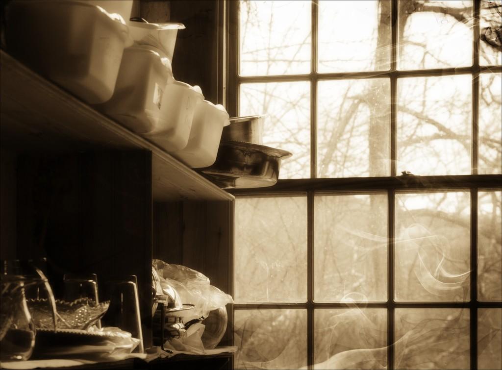 Left By the Window by olivetreeann